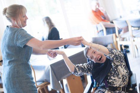 Musik og danseaften på Feriecenter Slettestrand